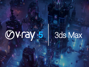 V-Ray 5 3ds Max