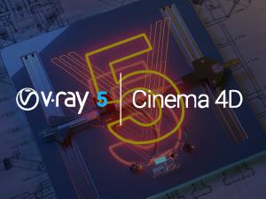 V-Ray para Cinema 4D