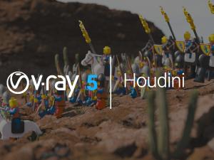 V-Ray 5 para Houdini