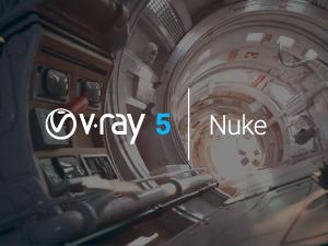 V-Ray 5 para Nuke