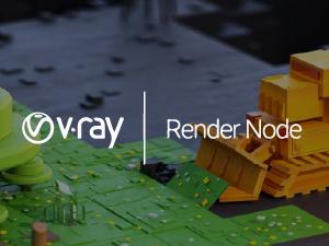 V-Ray para Render Node