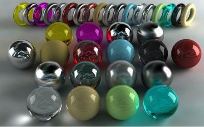 Porqué V-Ray 5 elimina los desafíos para crear materiales