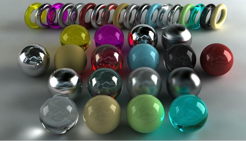 VRay 5 Asset browser