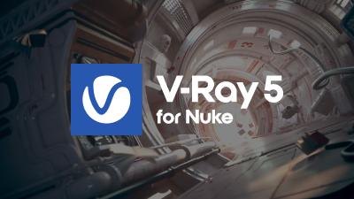 V-Ray para Nuke