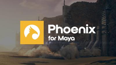 Phoenix FD para Maya